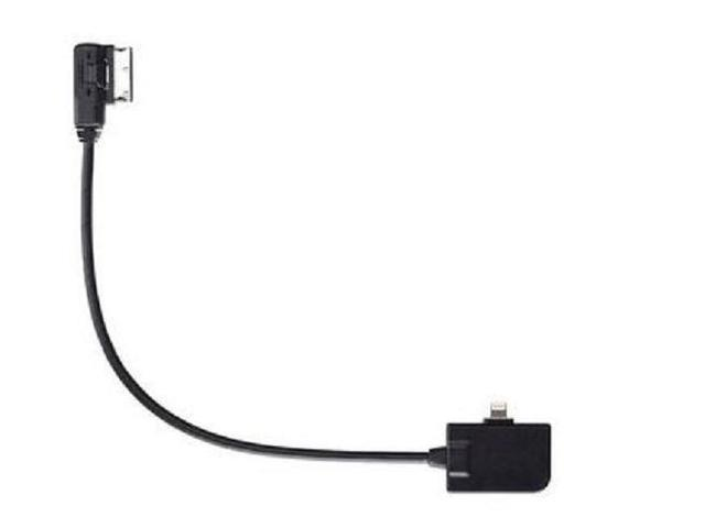 Diagram Digital Media Adapter Cables - Lightning Charger - Black (000051446Q) for your 2014 Volkswagen Jetta Hybrid